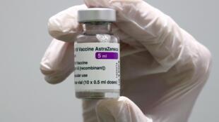 關於疫苗的報道圖片