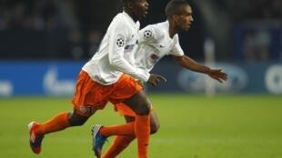 Le Sénégalais Souleymane Camara.