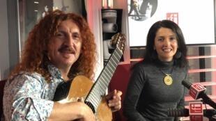 RFI Convida o Duo Sambuca