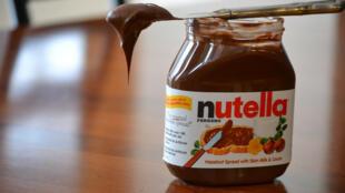 Nutella é a pasta de cacau e avelã mais famosa do mundo, líder do mercado na Europa.