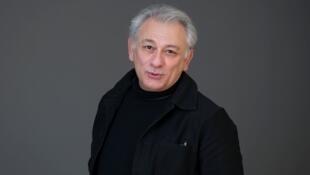 Кинорежиссер и актер Серж Аведикян