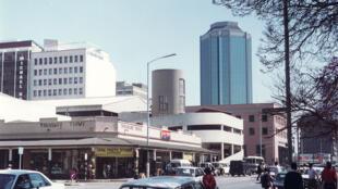 Africa Unity Square, Harare, Zimbabwe