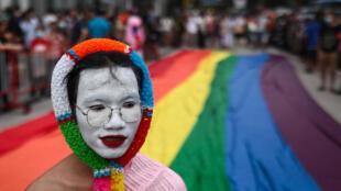 La Marche des fiertés à Bangkok