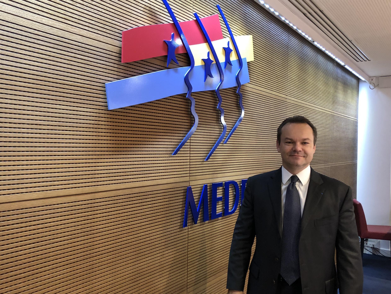 Charles-Henry Chenut, presidente da Comissão de Comércio América Latina e Caribe do Comitê Nacional de Conselheiros de Comércio Exterior da França.