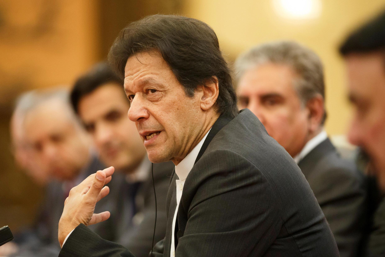 Thủ tướng Pakistan Imran Khan. Ảnh minh họa.