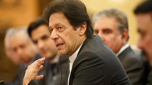 «Le Pakistan n'hésitera pas une seconde à contre-attaquer», a déclaré le Premier ministre pakistanais Imran Khan (photo d'illustration).