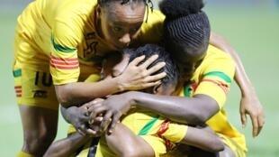 Les Aiglonnes du Mali ont battu les Black Queens du Ghana