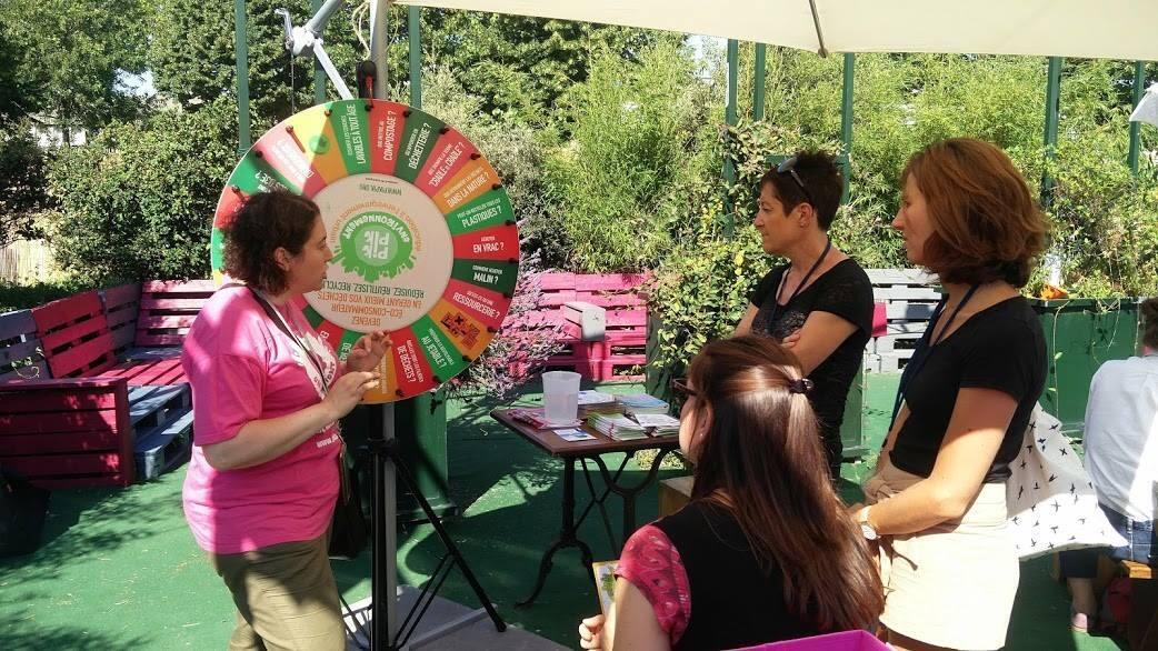 PikPik Environnement é uma associação de educação para a cidadania ecológica.