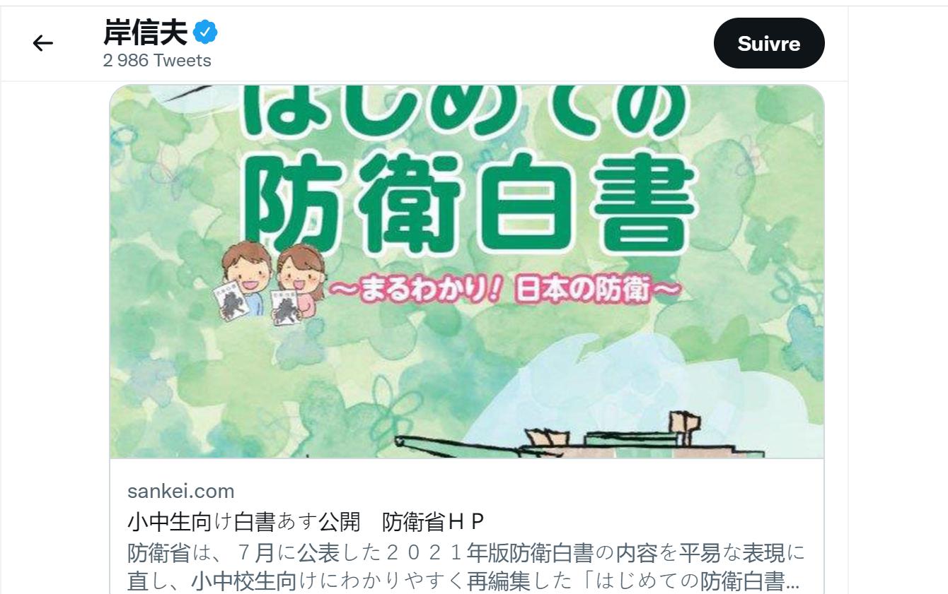 JaponLivreBlancDefense