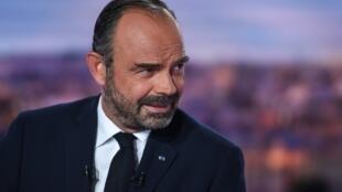 Le Premier ministre Édouard Philippe a détaillé la réforme des retraites au journal télévisé, le 12 septembre 2019.