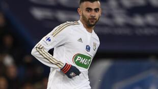L'Algérien Rachid Ghezzal.