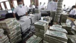 Miến Điện thả nổi tỷ giá hối đoái kể từ ngày 01/04/2013.