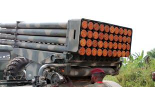 Les FARDC sont engagées dans une offensive contre les ADF à la frontière ougandaise.