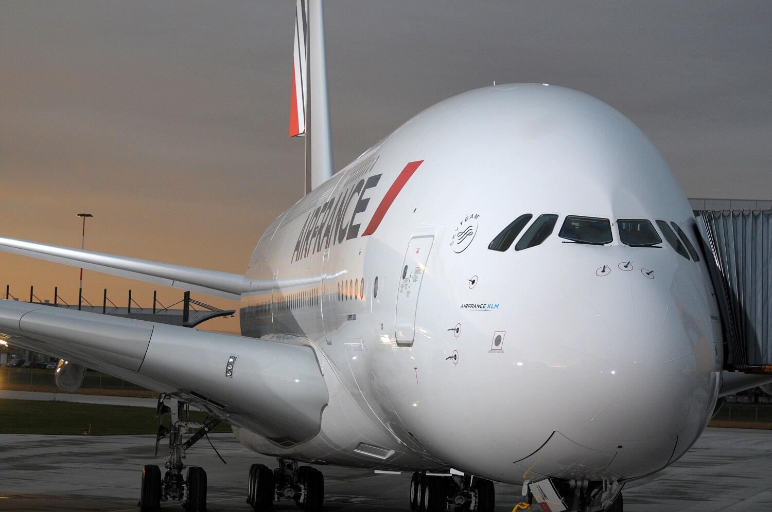 French flag carrier Air France, which halted most flights during the Covid-19 epidemic, received state loans and guarantees worth nearly half of a 15-billion-euro recovery package for the air industry announced by the French government on Tuesday.