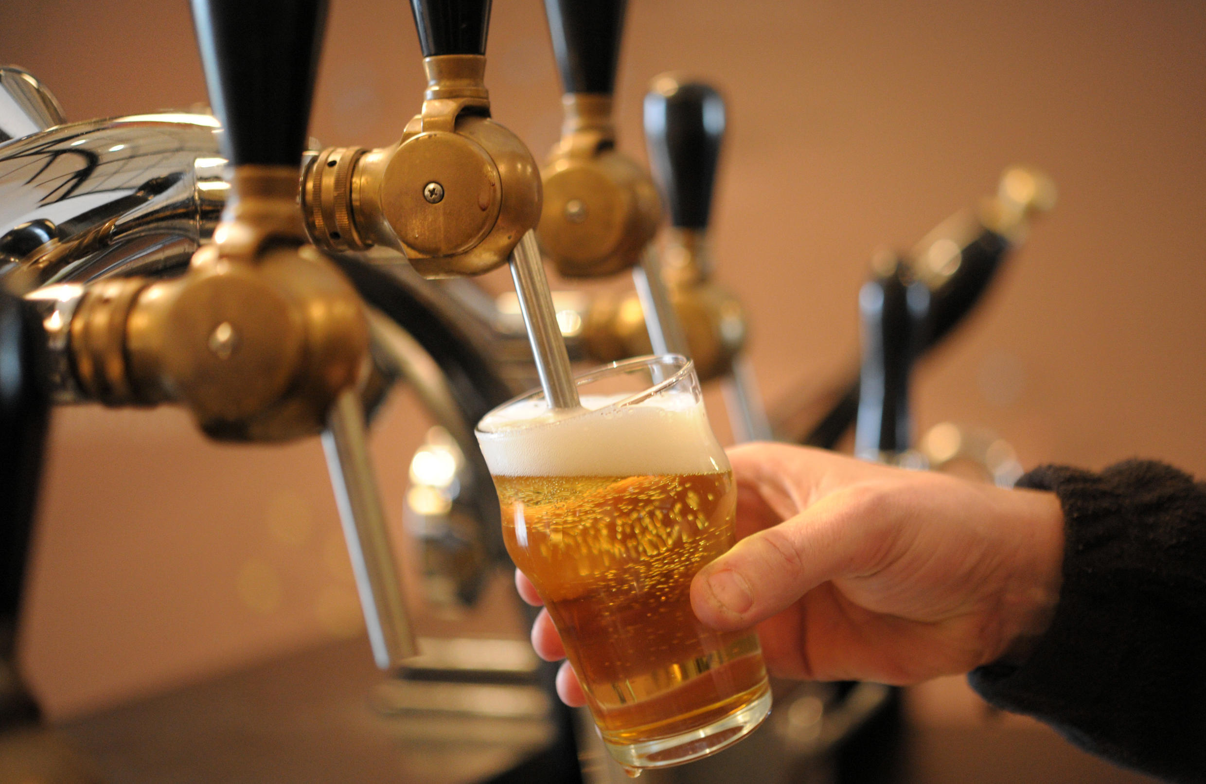 Lockdowns are no small beer for brewers who depend on bars, restaurants and sporting matches for much of their business