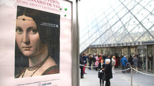 """The """"Leonardo da Vinci"""" exhibition commemorated the 500-year anniversary of the master's death. The Louvre exhibition attracted nearly 1.1 million visitors in four months."""