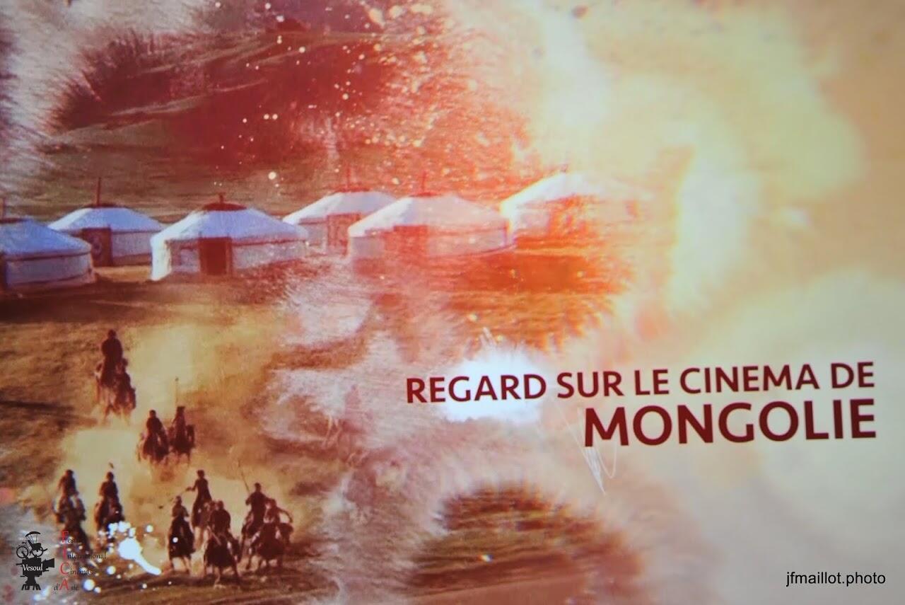 Công chúng Liên hoan Vesoul 2018 đã có dịp khám phá nền điện ảnh Mông Cổ
