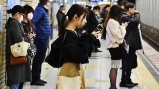 Um aplicativo permite às mulheres evitarem agressores sexuais nos transportes públicos japoneses.