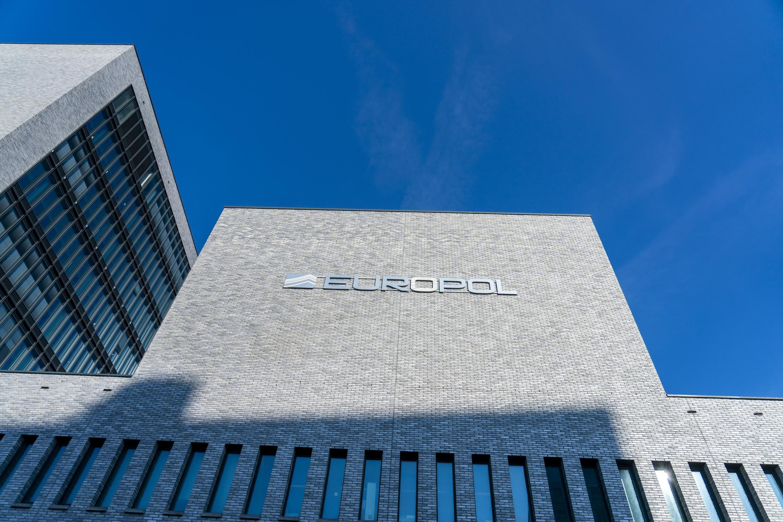 El edificio de la agencia Europol en La Haya, Holanda, el 8 de junio de 2021