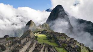 Turista alemão teria violado as medidas de segurança e acessado uma zona proibida do Machu Picchu (foto).