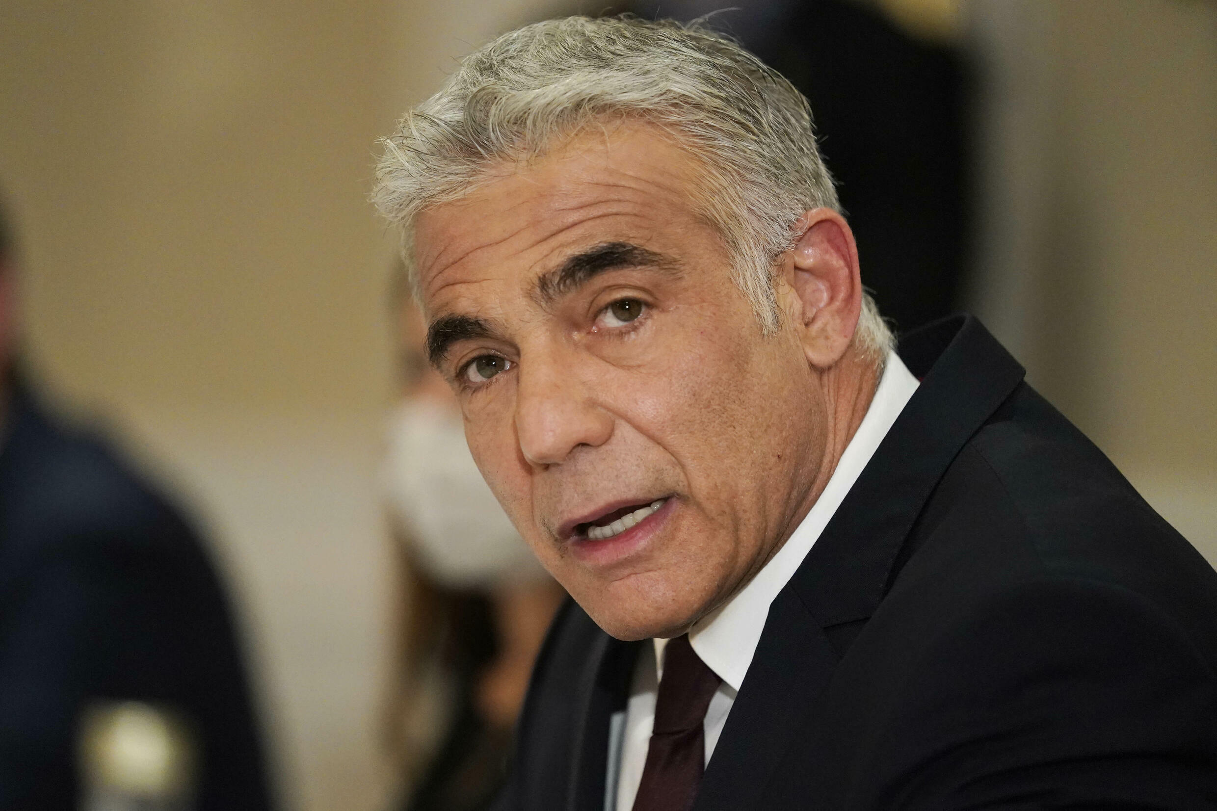 Yair Lapid is on the first ever official visit by an Israeli minister to the United Arab Emirates