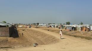 Le camp de déplacés de Bentiu, au Soudan du Sud.