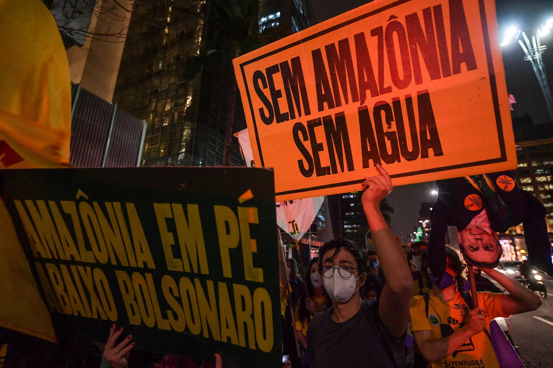 Fridays fot Future Sao Paulo