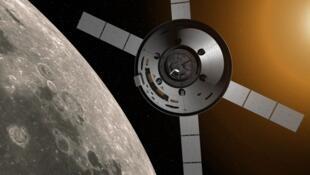 Orion et son module européen.