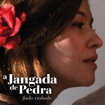 Portada de 'A Jangada de pedra' CD de Fado Violado.