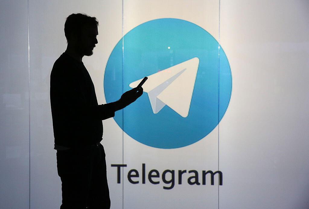 L'application de messagerie cryptée Telegram a été créée par des Russes et est prisée pour sa confidentialité.