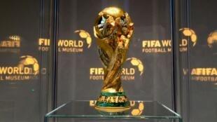 Troféu do Campeonato do Mundo de Futebol