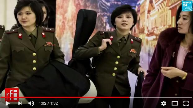 2015年朝鲜牡丹峰女子乐团突然取消在北京的演出,一度引发关注