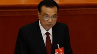 中国总理李克强资料图片