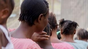 Sierra Leone women in prison
