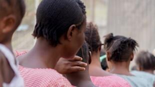 Sierra Leone women in prison