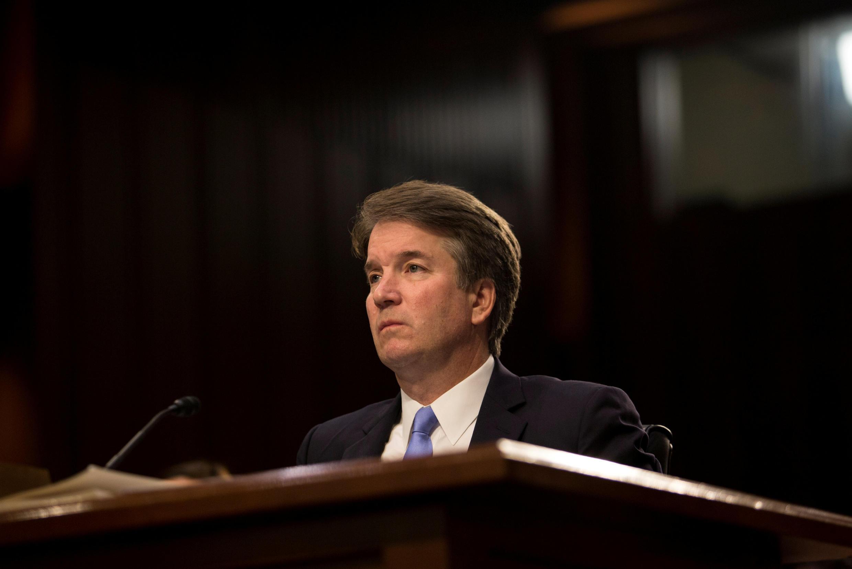 Thẩm phán Brett Kavanaugh điều trần trước Thượng Viện Mỹ, ngày 06/09/2018