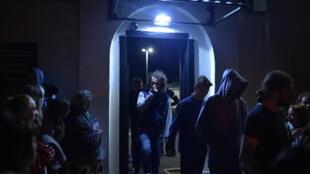 prison biélorussie