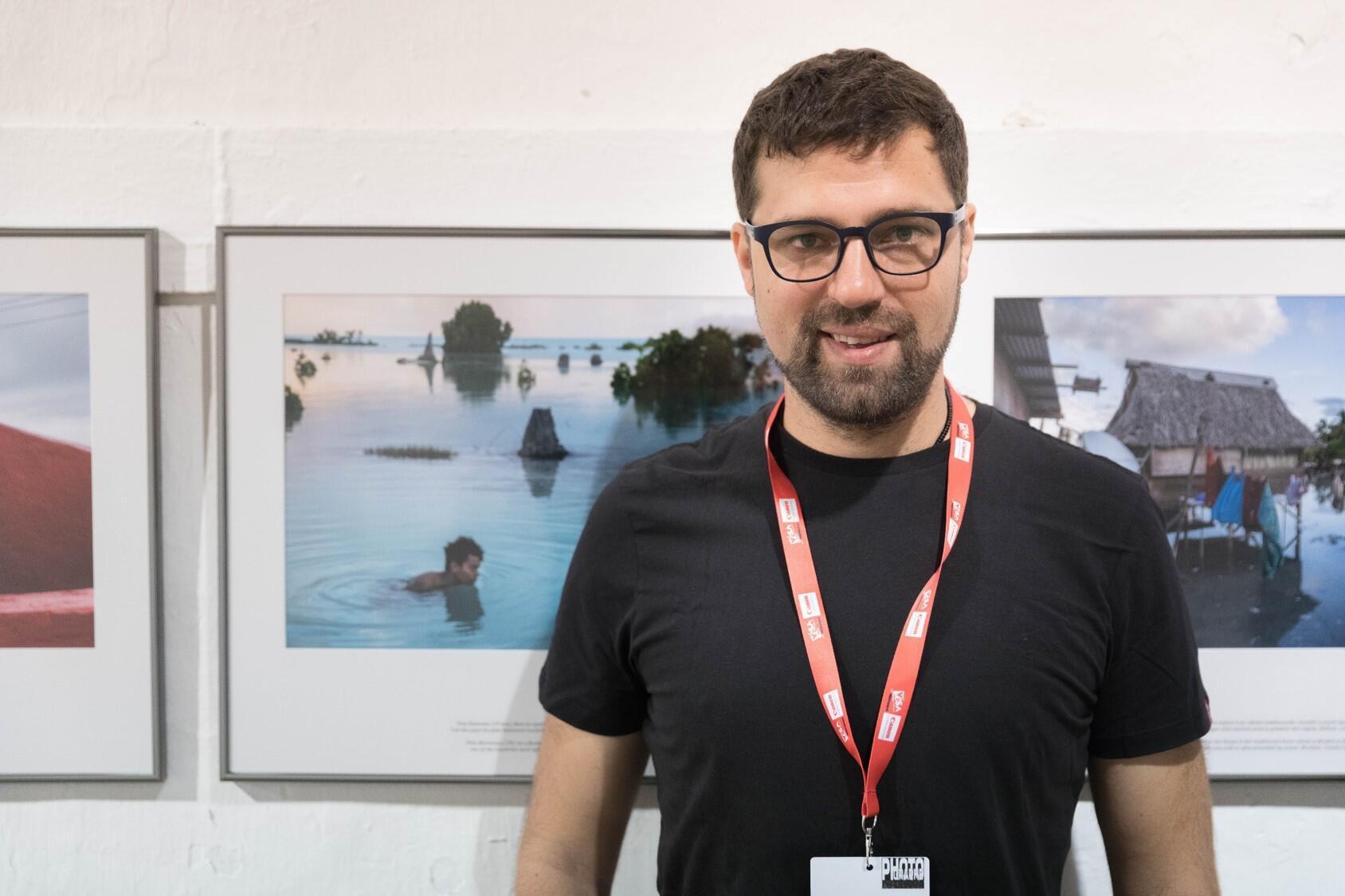 Vlad Sokhin, fotógrafo luso-russo.
