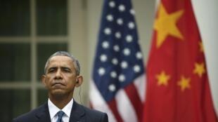Le président Barack Obama.
