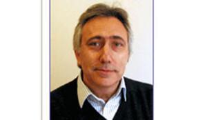 Francis Soler, rédacteur en chef de la Lettre de l'Ocean Indien.