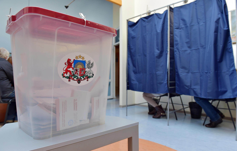 Des élections législatives sont organisées en Lettonie samedi 6 octobre 2018.