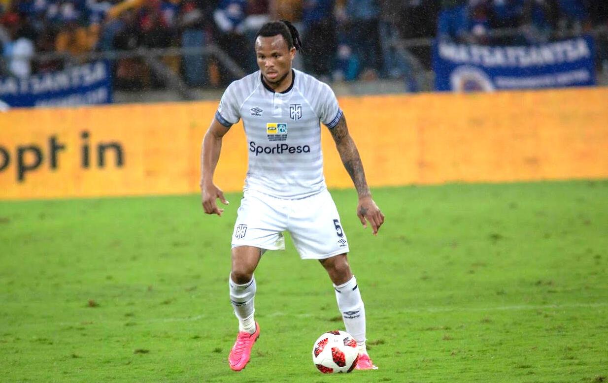 Edmilson Dove - Mozambique - Moçambique - Futebol - Mambas - Desporto - Cape Town City
