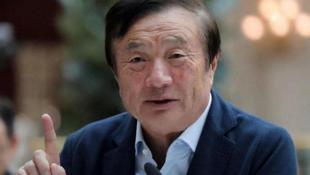 中国电讯巨头华为创始人任正非资料图片