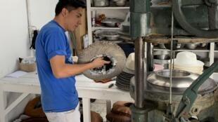 L'usine Homero Ortega, reconnue en 2014 pour la qualité de sa fabrication.