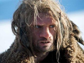 導演Jacques Malaterre拍攝的電影『最後的尼安德特人』中的人物形象