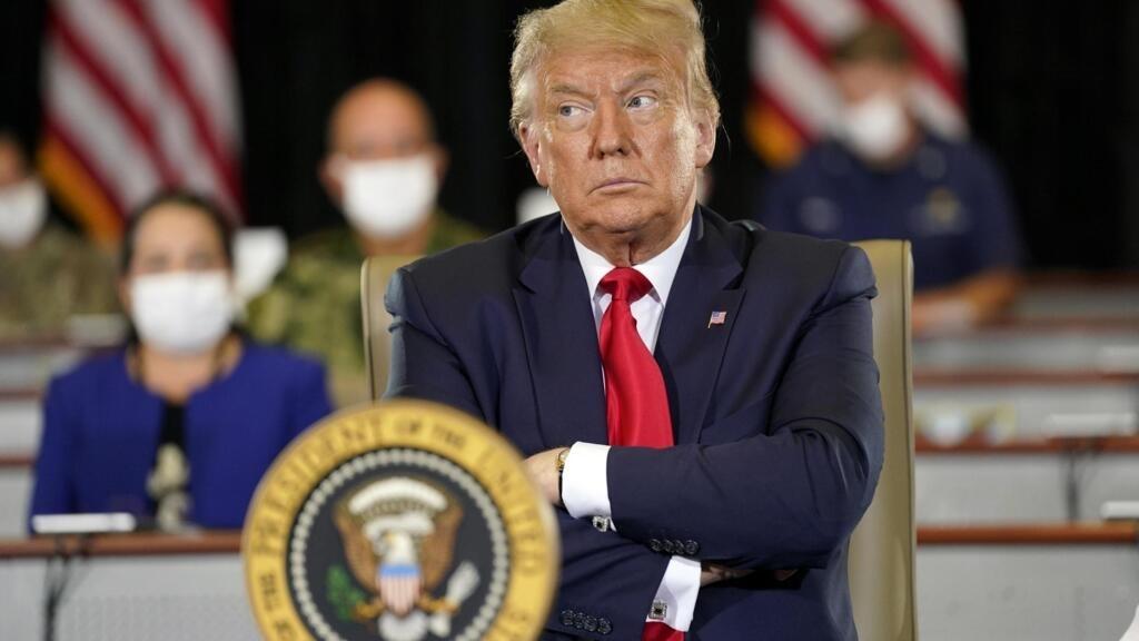 Coronavirus: Donald Trump mis en difficulté dans une interview sur Fox News