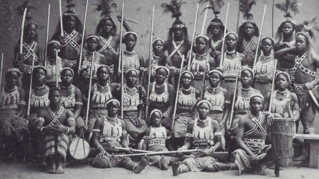 Les Amazones du Dahomey