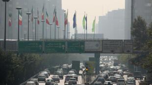 Teherán, en una imagen del 13 de noviembre de 2019