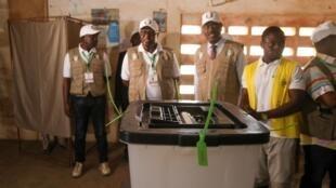 Togo: les urnes sont prêtes pour accueillir les votes des électeurs pour ce scrutin présidentiel du 22 février 2020, sous contrôle des observateurs de la CEDEAO (photo) et de l'Union africaine.