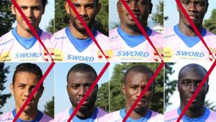 Huit joueurs d'Evian-TG pourraient partir durant la CAN 2013.